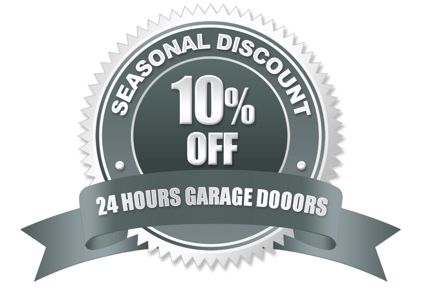 Virginia Garage Door Repair and Installation Seasonal Discount | 24 Hours Garage Doors