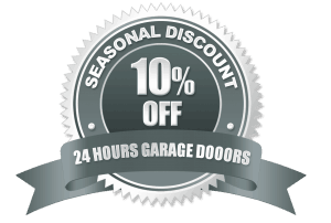 Virginia Garage Door Installation and Repair Seasonal Discount | 10% Off | 24 Hours Garage Doors