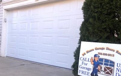 Get insulated steel garage door